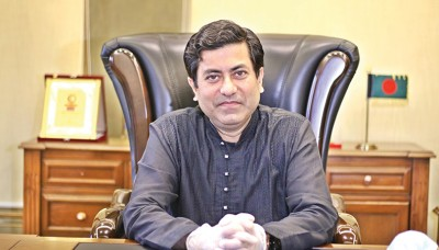 Mayor Taposh unveils new plan for Dhaka
