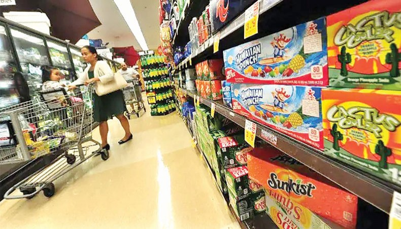 US consumer prices increase solidly in August