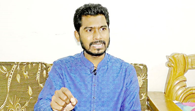 We want people to stand by us: ex-DUCSU VP Nur