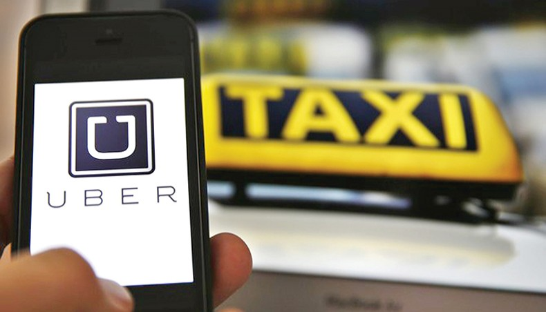Uber shares drop as ride-hailing giant delivers mixed earnings