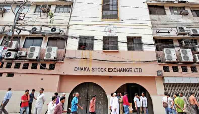 Dhaka stocks drop again