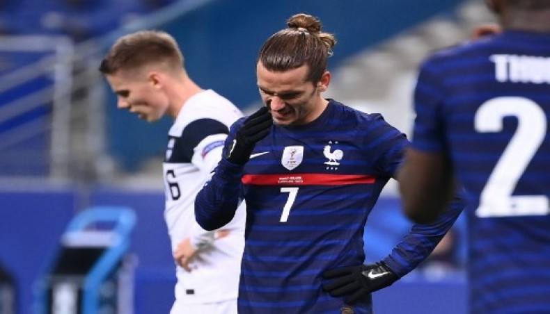 Finland beat France to ruin Marcus Thuram's debut