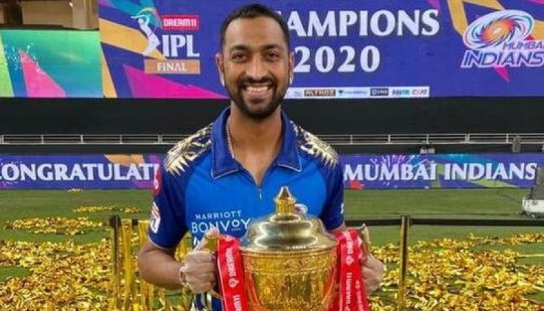 Krunal Pandya stopped at Mumbai airport over possession of undisclosed valuables