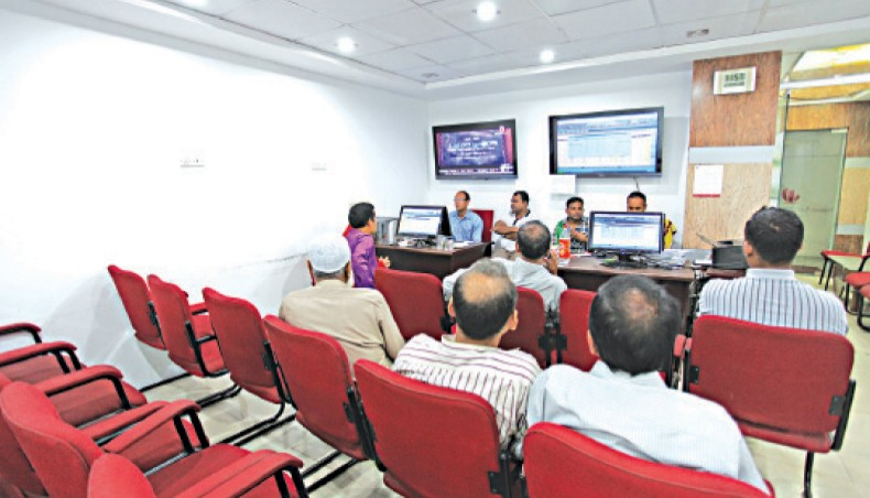 Dhaka stocks drop as Robi's IPO nears