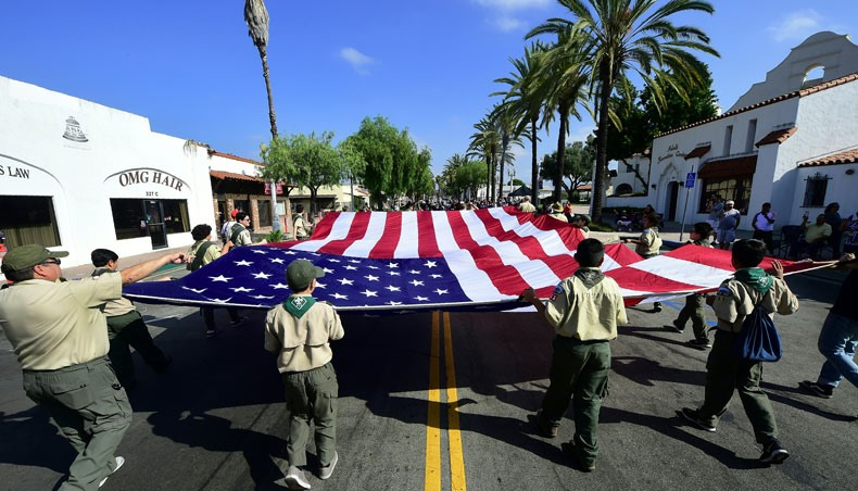 Approx 90K sexual abuse claims filed against Boy Scouts of America