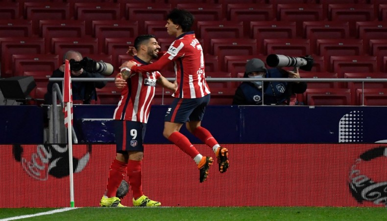 Atletico Madrid come from behind to defeat Valencia